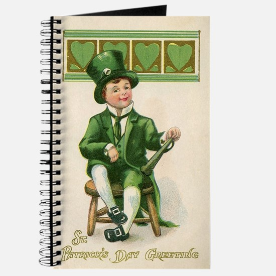 St patricks Day Journal