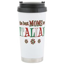 Italian Moms Travel Mug