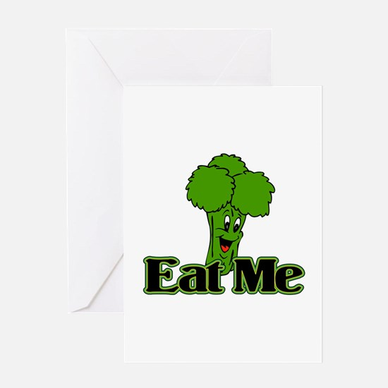 Eat Me Greeting Cards