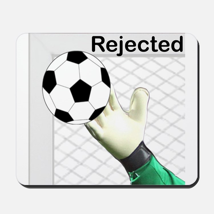 Rejected Mousepad