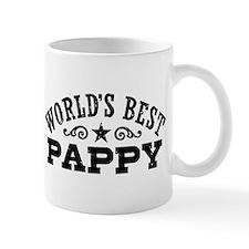 World's Best Pappy Mug