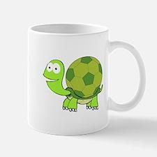Soccer Turtle Mug
