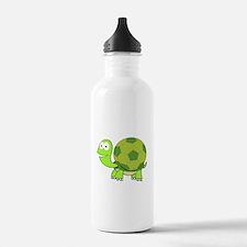 Soccer Turtle Water Bottle
