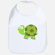 Soccer Turtle Bib