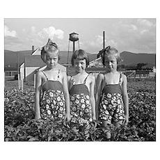 Farm Girls, 1939 Poster