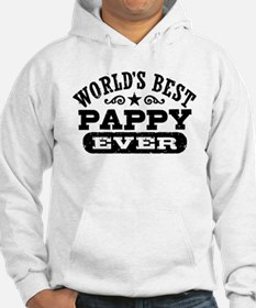 World's Best Pappy Ever Hoodie