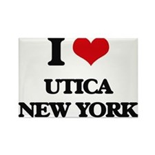 I love Utica New York Magnets