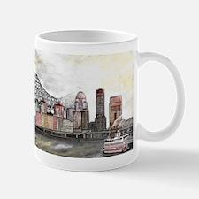 Louisville Skyline Mugs