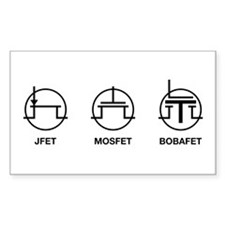 Know your FETs Bumper Stickers