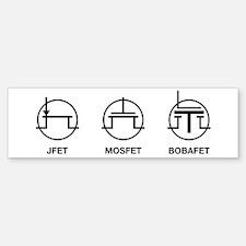 Know your FETs Bumper Bumper Bumper Sticker