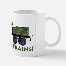 Funny Toy trains Mug