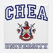 CHEA University Tile Coaster
