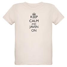 Keep Calm and Javen ON T-Shirt