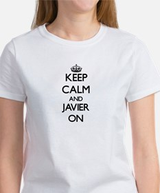 Keep Calm and Javier ON T-Shirt