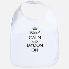 Keep Calm and Jaydon ON Bib