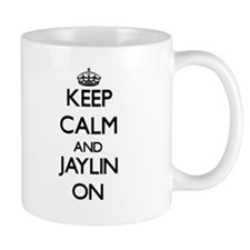 Keep Calm and Jaylin ON Mugs