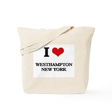 I love Westhampton New York Tote Bag