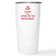 Cute Orthopedists Travel Mug