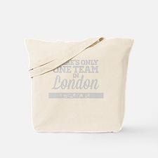 London = Chelsea FC Tote Bag