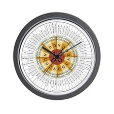 Genetic Code Wall Clock