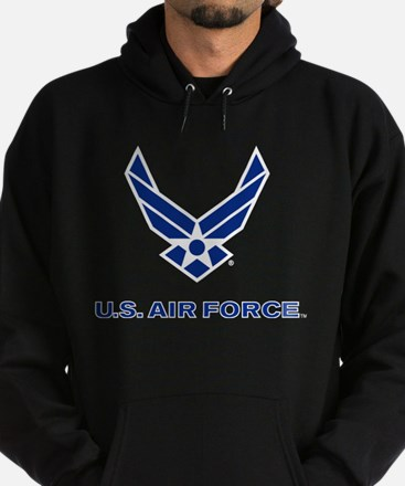 U.S. Air Force Logo Hoodie (dark)