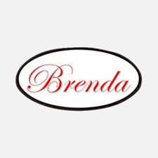 Brenda-Edw red 170 Patch