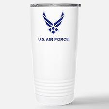 U.S. Air Force Seal Travel Mug