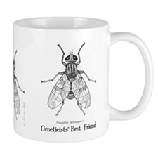 Geneticists' Best Friend Mug