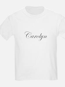 Carolyn-Edw gray 170 T-Shirt