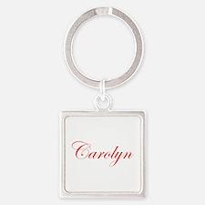 Carolyn-Edw red 170 Keychains