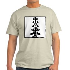 Lumbar Spinal Design T-Shirt