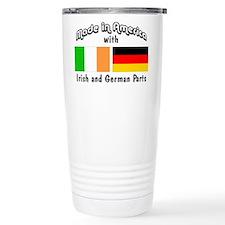 Cute St patrick's day Travel Mug