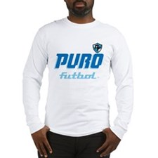 Puro Futbol Designs Long Sleeve T-Shirt
