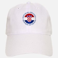Croatia (rd) Baseball Baseball Baseball Cap