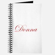 Donna-Edw red 170 Journal