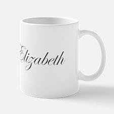 Elizabeth-Edw gray 170 Mugs