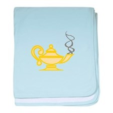 MAGIC LAMP baby blanket