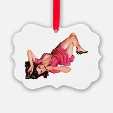 pinup babe  Ornament