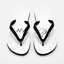 Evelyn-Edw gray 170 Flip Flops