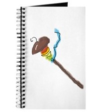 Rainbow Spindle Lg Journal