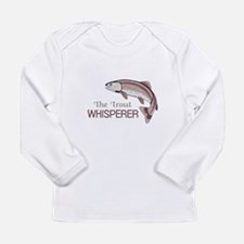 THE TROUT WHISPERER Long Sleeve T-Shirt