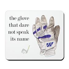 Glove Mousepad