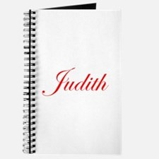 Judith-Edw red 170 Journal