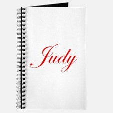 Judy-Edw red 170 Journal