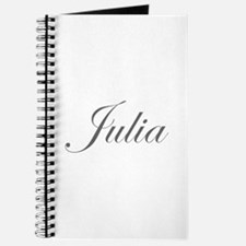 Julia-Edw gray 170 Journal