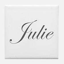 Julie-Edw gray 170 Tile Coaster