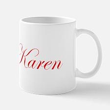 Karen-Edw red 170 Mugs
