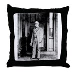Lee portrait Throw Pillow