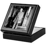 Lee portrait Keepsake Box