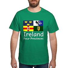 Ireland - 4 Provinces - DS T-Shirt